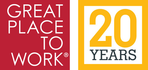 Great Place to Work Logo.  (PRNewsFoto/Great Place to Work)