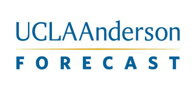 UCLA Anderson Forecast - www.uclaforecast.com.  (PRNewsFoto/UCLA Anderson School of Management)