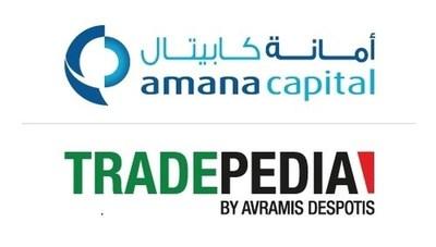 Amana Capital Partners with Tradepedia to Spread Financial Education Worldwide