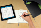 Capture your ideas with Moleskine notebooks and Livescribe smartpens! New notebooks by Moleskine work with all Livescribe smartpens and combine the intuitive feel of pen and paper with the latest digital technology. (PRNewsFoto/Livescribe)