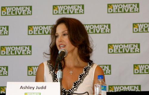 PSI Board Member Ashley Judd Calls for Greater Investments in Women and Girls