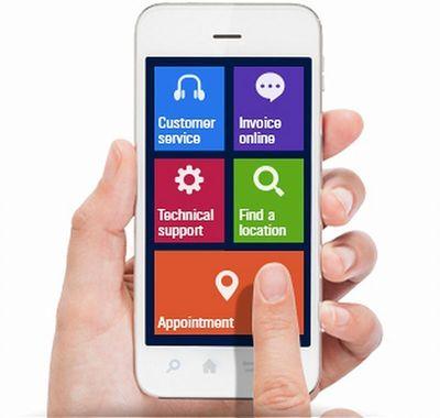 The Mobile Customer Engagement Revolution is here (PRNewsFoto/Vocalcom)