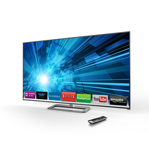 New VIZIO M-Series Delivers Faster, Smarter, All-LED HDTVs to Consumers Seeking Edge-to-Edge