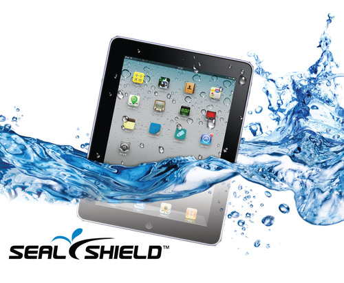 New Invention Makes iPads Waterproof