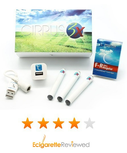 New White Cloud Cigarettes Reviews gives e-cig users the whole story.  (PRNewsFoto/E Cigarette Reviewed)