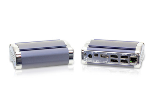 Xi3 Corporation's new Z3RO(TM) Computer is a paperback-sized entry-level computer measuring ...