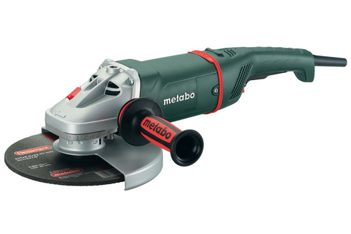 New Large Angle Grinder from Metabo More Powerful, Runs Longer
