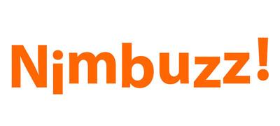 Nimbuzz logo.  (PRNewsFoto/Amobee)