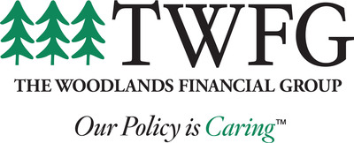 New TWFG Insurance Slogan.  (PRNewsFoto/The Woodlands Financial Group)