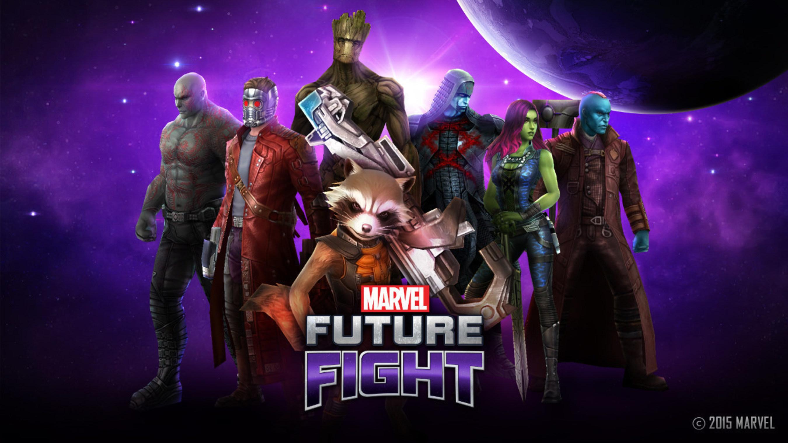 Netmarble представляет увлекательное обновление к MARVEL Future Fight с персонажами из «Стражей