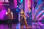 Subhash Ghai with actors Sriti Jha and Karan Tacker at Fempowerment Women Achievers Awards