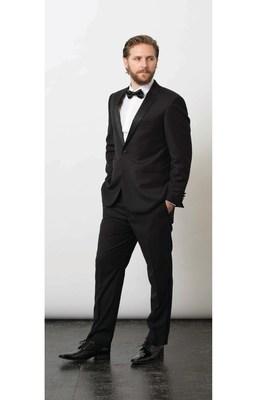 The Groomsman Suit Classic Tuxedo