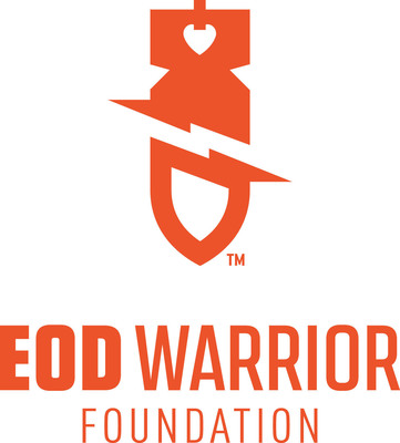The EOD Warrior Foundation logo.  (PRNewsFoto/EOD Warrior Foundation)