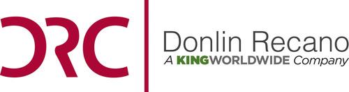 Donlin, Recano & Company, Inc. logo.  (PRNewsFoto/Donlin, Recano & Company, Inc.)