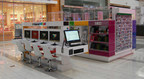 Polaroid Fotobar micro-retail location now open at Westfield Galleria at Roseville.