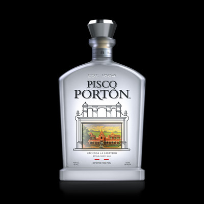 Pisco Porton Wins Chairman's Trophy At Ultimate Spirits Challenge.  (PRNewsFoto/Pisco Porton)