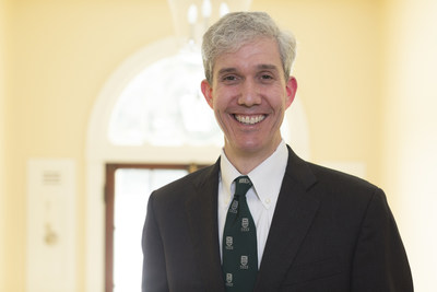 Matthew J. Slaughter, the Signal Companies' Professor of Management and associate dean for faculty at the Tuck School of Business at Dartmouth, has been named the school's 10th dean (PRNewsFoto/Tuck School of Business at Dartm)
