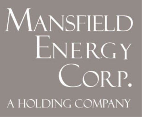 MEC logo.  (PRNewsFoto/Mansfield Energy Corporation)
