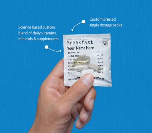 Top Quality Vitamins in Custom Vitamin Packs. (PRNewsFoto/MyVitaminPacks, LLC) (PRNewsFoto/MYVITAMINPACKS, LLC)