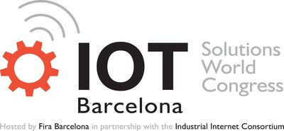 IoT Barcelona Logo (PRNewsFoto/Fira de Barcelona)