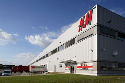 W. P. Carey Announces Acquisition of H&M Distribution Centre in Poland.  (PRNewsFoto/W. P. Carey Inc.)