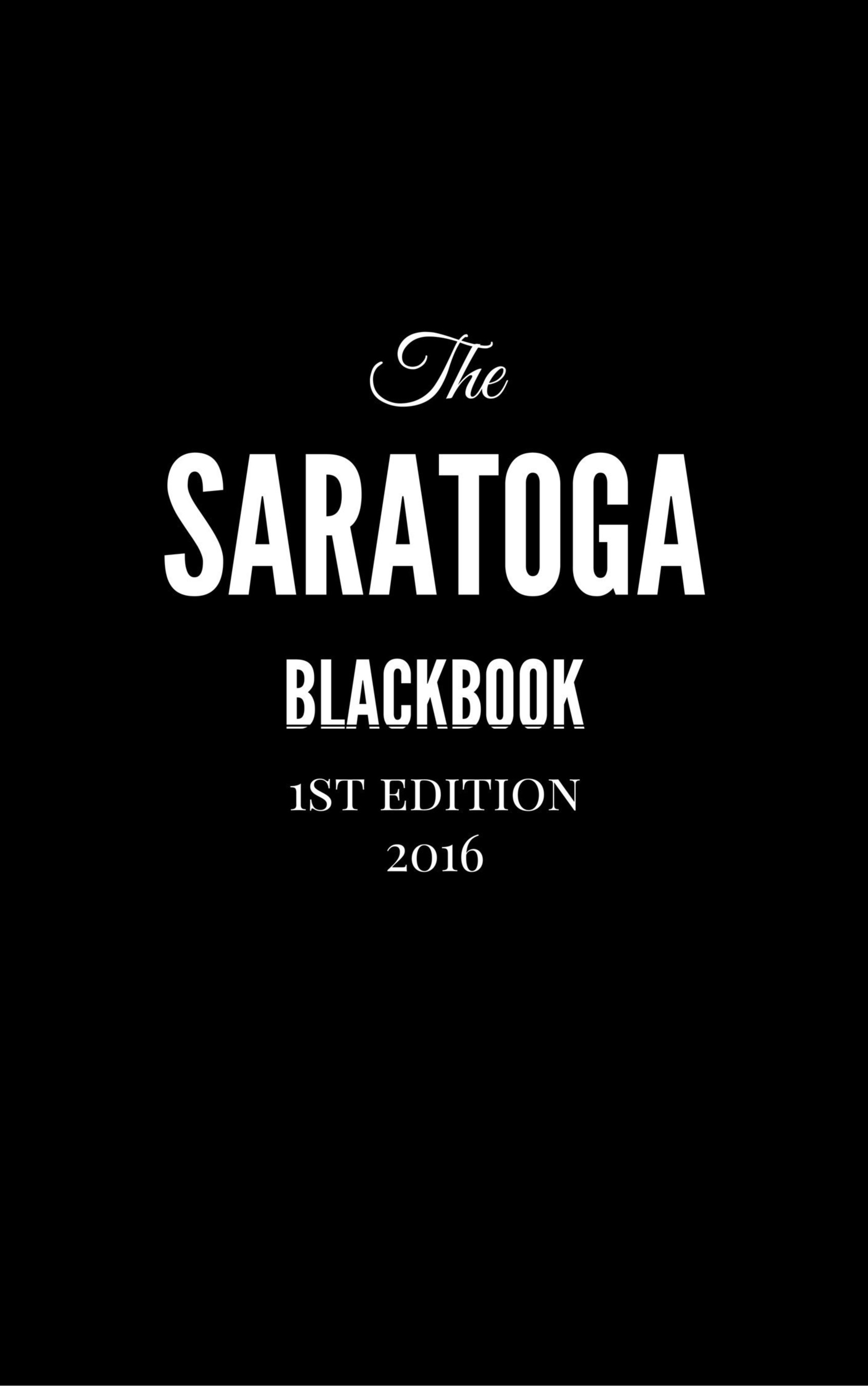 105 pages of aggregated data and statistics for the Saratoga racing meet dating back to 2012 covering 17 trainers, 14 top jockeys, 27 owners and 29 sires.