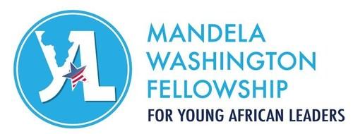 Mandela Washington Fellowship for Young African Leaders logo (PRNewsFoto/IREX)