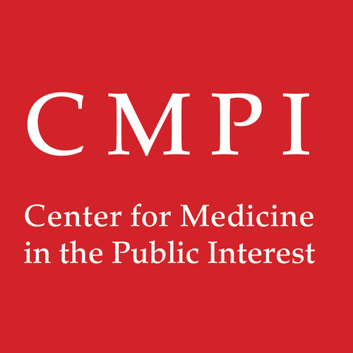 Center for Medicine in the Public Interest. (PRNewsFoto/Center for Medicine in the Public Interest) (PRNewsFoto/CENTER FOR MEDICINE IN THE ...)