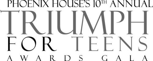 10TH Annual Triumph For Teens Awards Gala.  (PRNewsFoto/Straightline Communications)