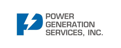 Power Generation Services, Inc. Logo. (PRNewsFoto/Power Generation Services, Inc.) (PRNewsFoto/POWER GENERATION  ...