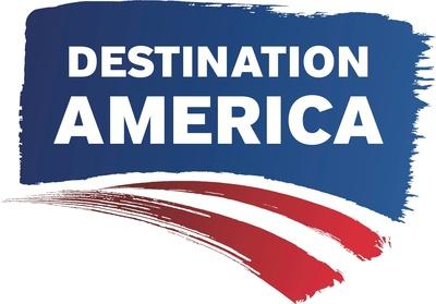 Destination America Logo (PRNewsFoto/Destination America)