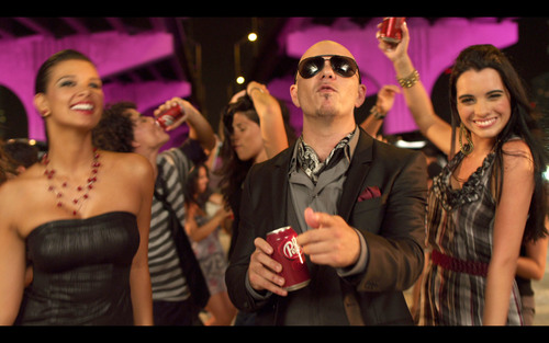 "Lopez Negrete Communications, Inc. wins the Mosaic Award in the ""Multiethnic Ad Campaign"" category for its Dr Pepper ""Vida 23: Sabor a Otro Nivel"" campaign featuring Pitbull.  (PRNewsFoto/Lopez Negrete Communications, Inc.)"