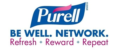 New loyalty program from GOJO, makers of PURELL Hand Sanitizer rewards brand advocates who spread hand health, not germs. (PRNewsFoto/GOJO Industries)