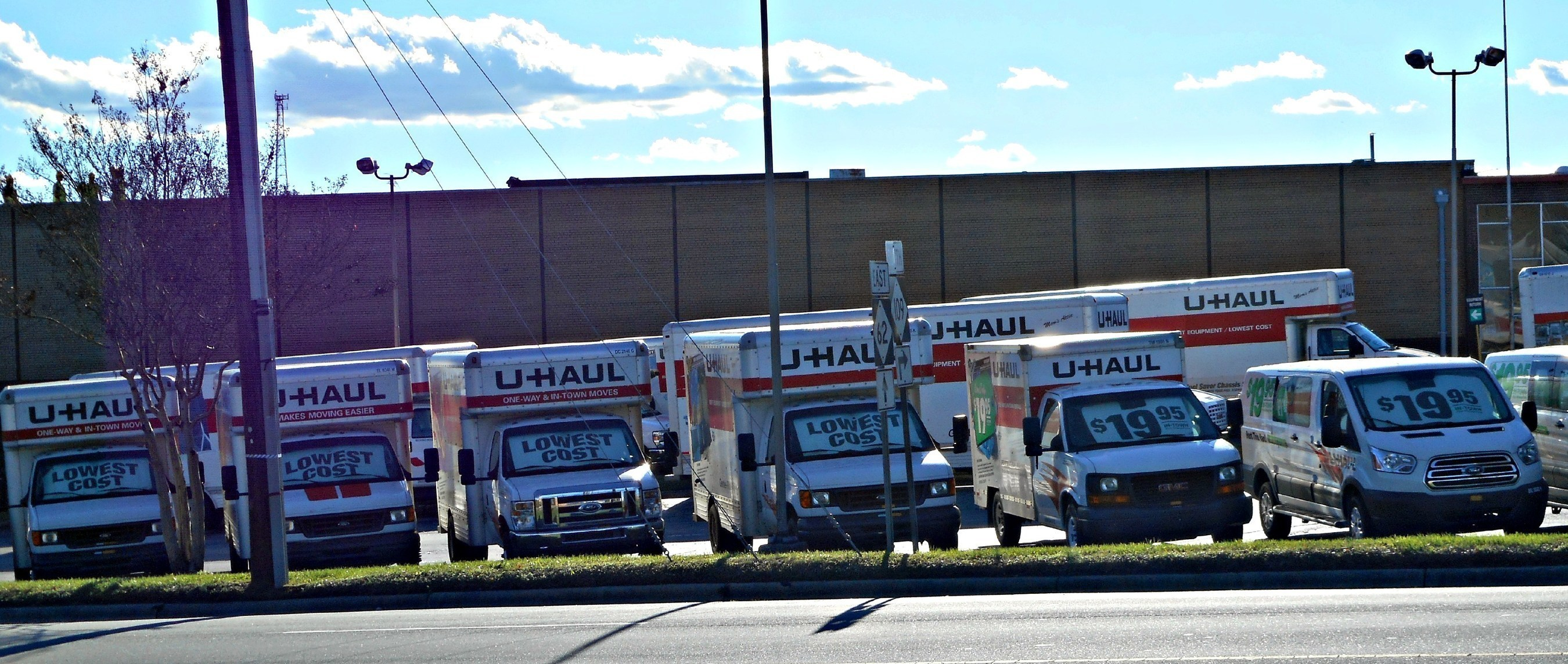 U-Haul Refurbishes Historic Bost Bakery Site for New Store
