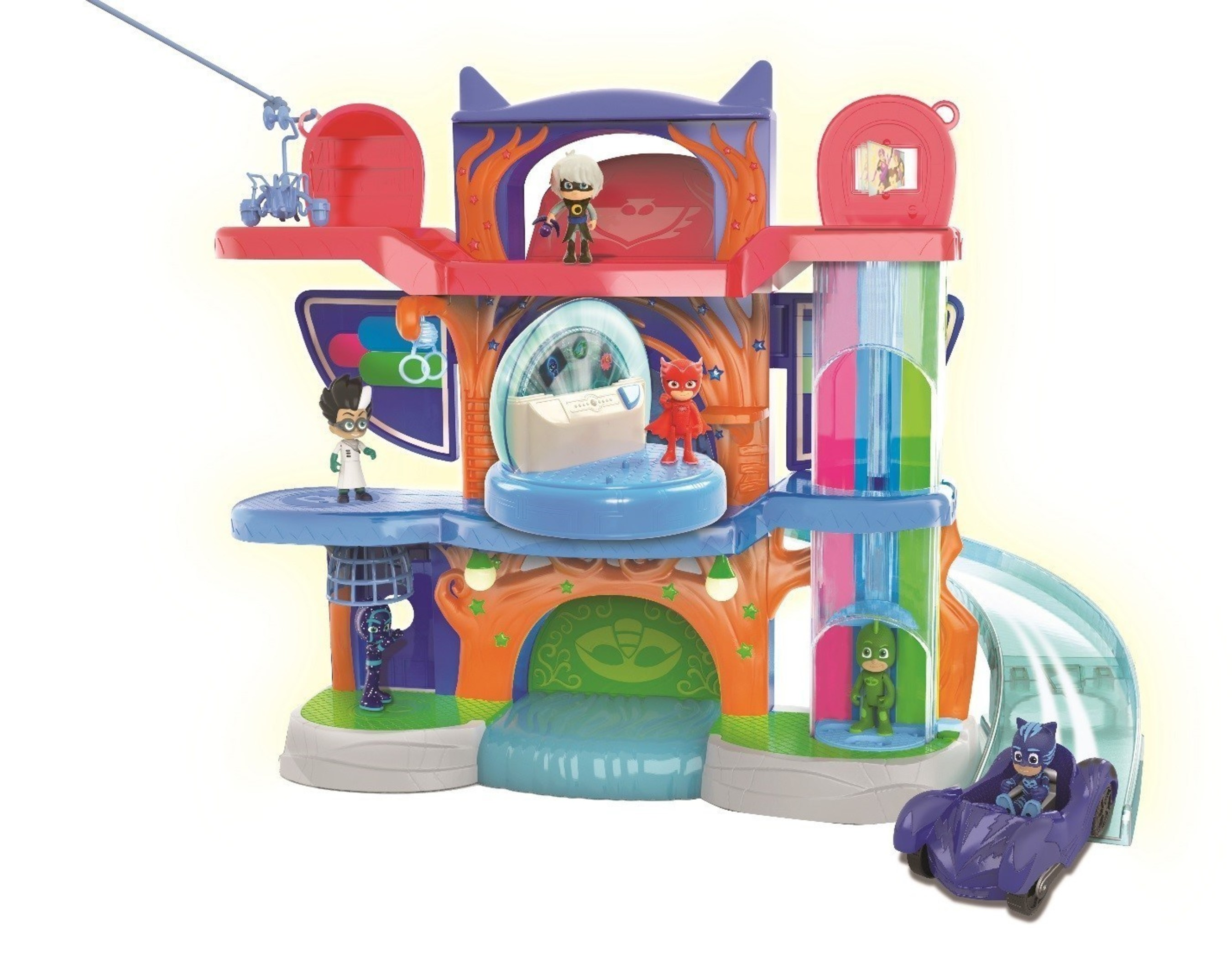 PJ Masks Headquarters Playset from Just Play(TM)