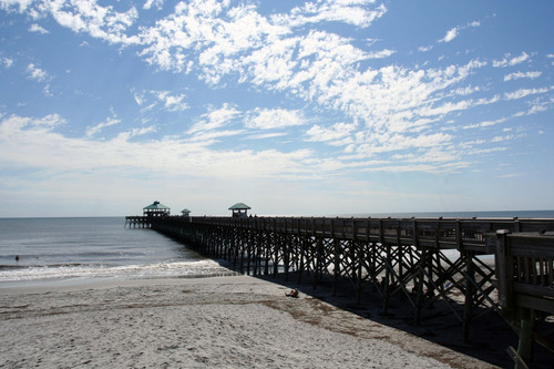The all new FollyBeach.com gives visitors a bird's eye view virtual experience before they even begin their  ...