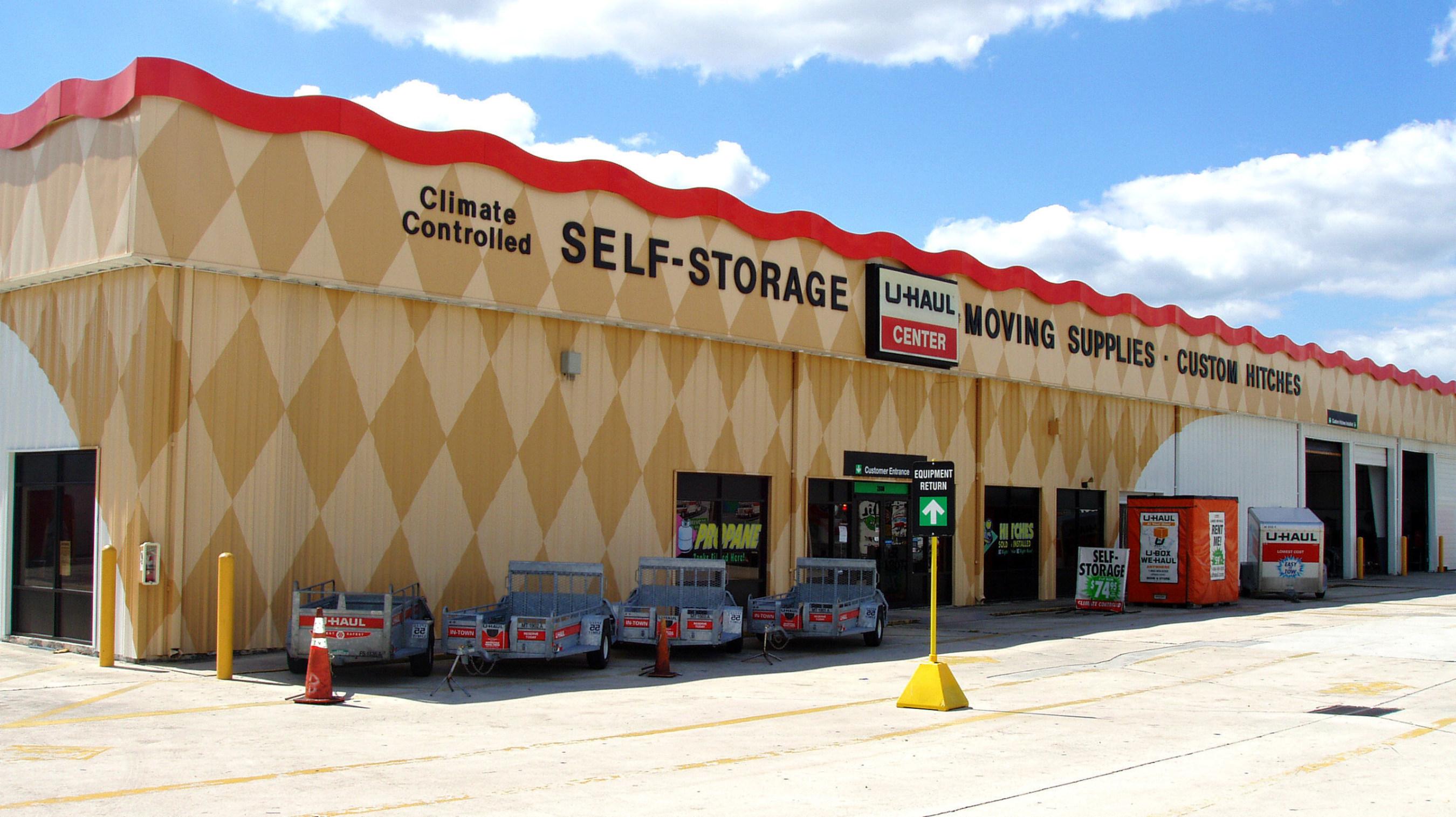 U-Haul Offers 30 Days Free Self-Storage and U-Box in Florida ...