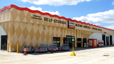 Twelve U-Haul Companies across four Southeastern states are preemptively offering 30 days of free self-storage and U-Box container usage to residents who stand to be impacted by Hurricane Matthew.