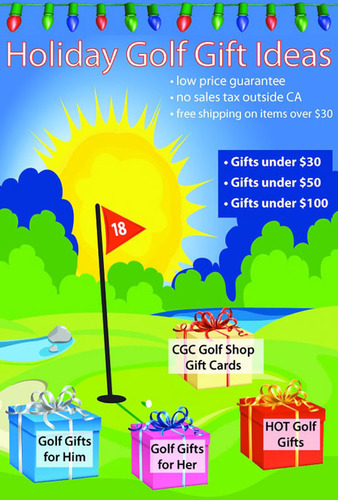 Leading Online Holiday Gift Mall MyReviewsNow.net Spotlights The New Carlsbad Golf Center Holiday