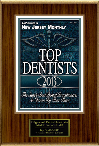 Dr. Mark Samani Selected For 'Top Dentists 2013'
