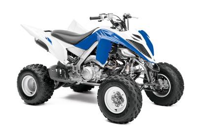 2013 Raptor 700R Blue-White