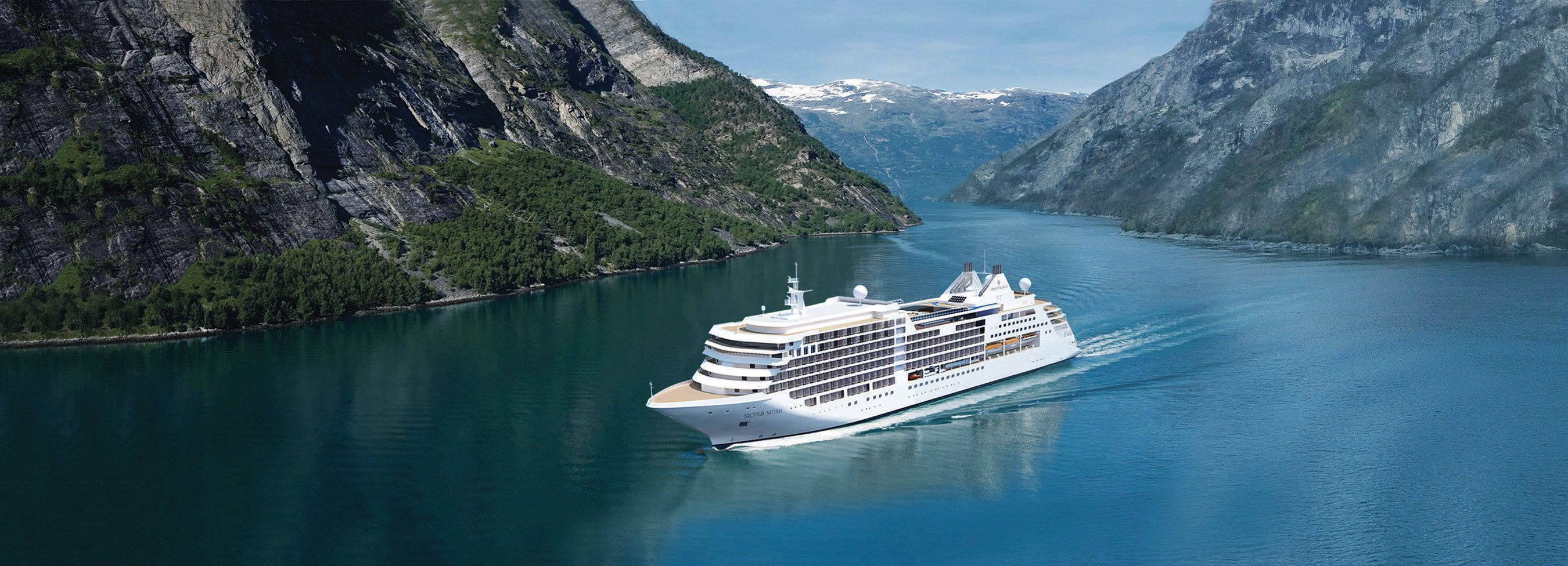 Silversea Cruises' Silver Muse