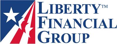 Liberty Financial Group Logo. (PRNewsFoto/Liberty Financial Group) (PRNewsFoto/LIBERTY FINANCIAL GROUP)