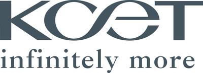 KCET logo. (PRNewsFoto/KCET)