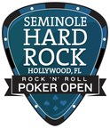 "Seminole Hard Rock ""Rock 'N' Roll Poker Open"" (RRPO) Announces Series Kick Off November 13 - December 3, 2014 Carrying a $2 Million Guaranteed Championship (PRNewsFoto/Seminole Hard Rock Hotel Casino)"