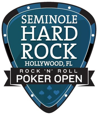 "Seminole Hard Rock ""Rock 'N' Roll Poker Open"" (RRPO) Announces Series Kick Off November 13 - December 3, 2014 Carrying a $2 Million Guaranteed Championship (PRNewsFoto/Seminole Hard Rock Hotel Casino)"