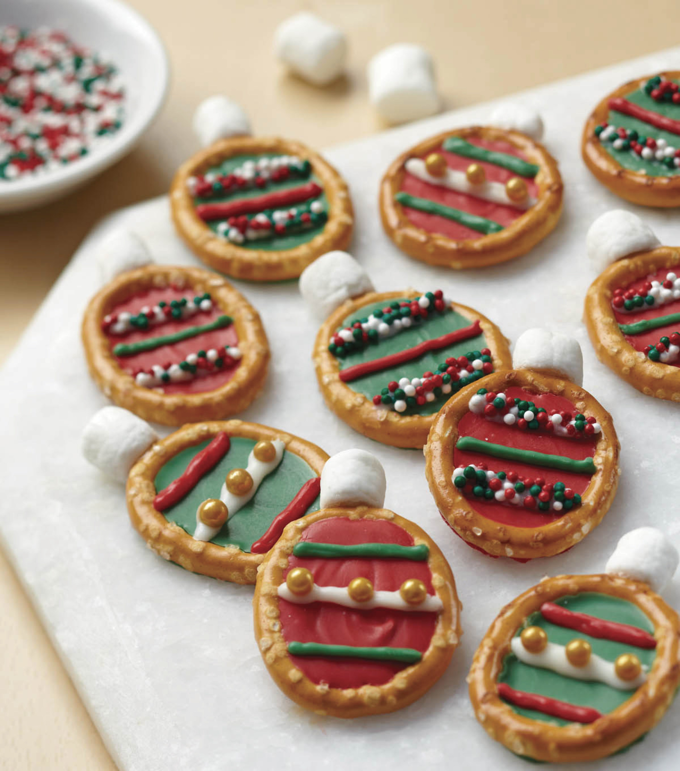 Ornament Treats You Can Eat