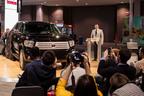 Toyota unveils the 2014 Tundra pickup at the Atlanta International Auto Show. (PRNewsFoto/Toyota Motor Sales)