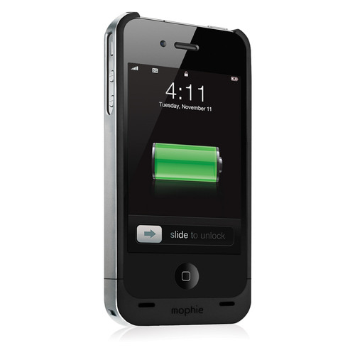 mophie Unveils juice pack air for iPhone 4