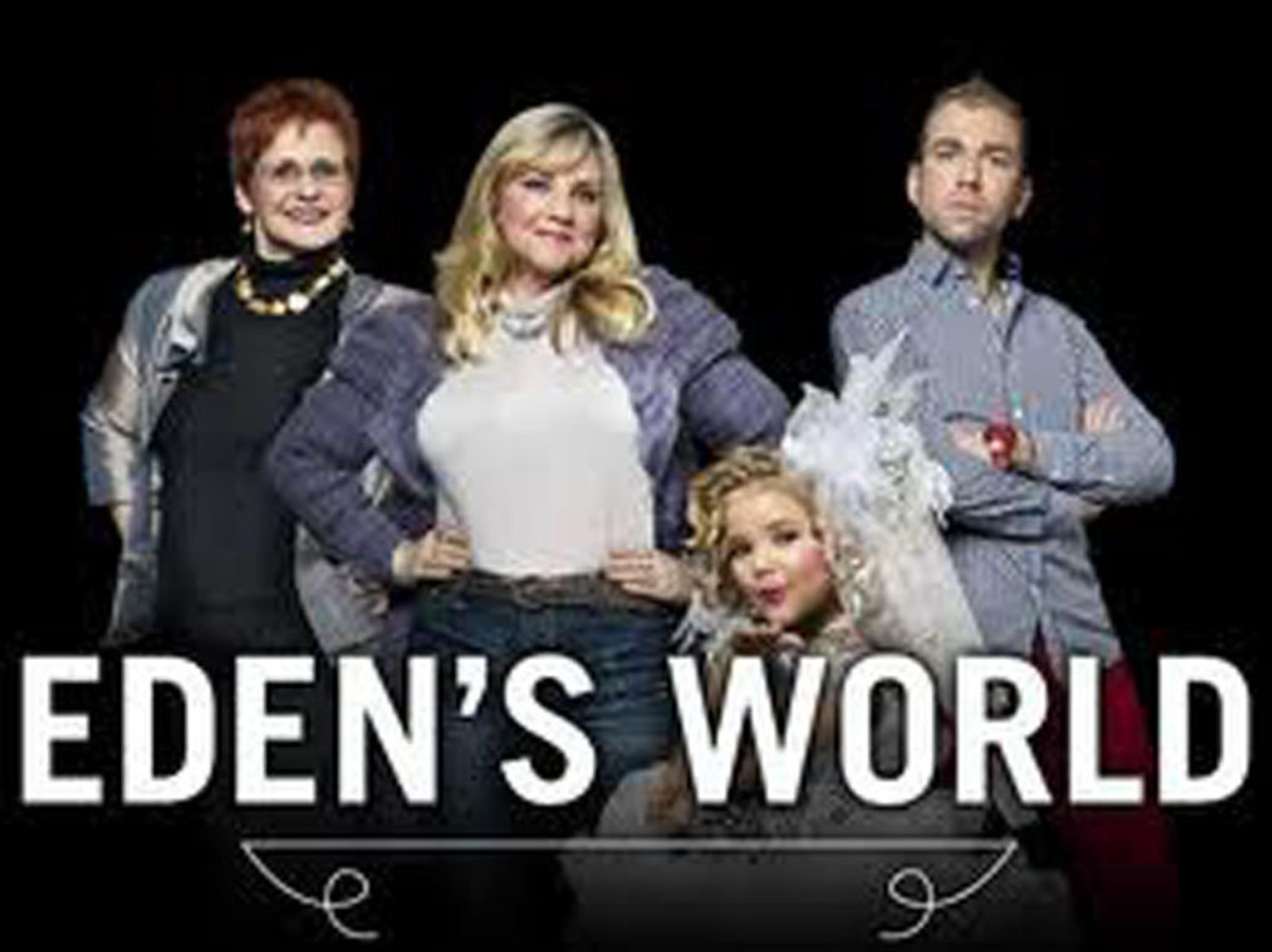 Heather Ryan - Eden's World Promo Photo.  (PRNewsFoto/Heather Ryan)